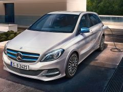 2017 Mercedes-Benz B-klasse Electric Drive