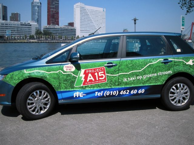 Meer Byd Taxi S In Rotterdam Zerauto Nl