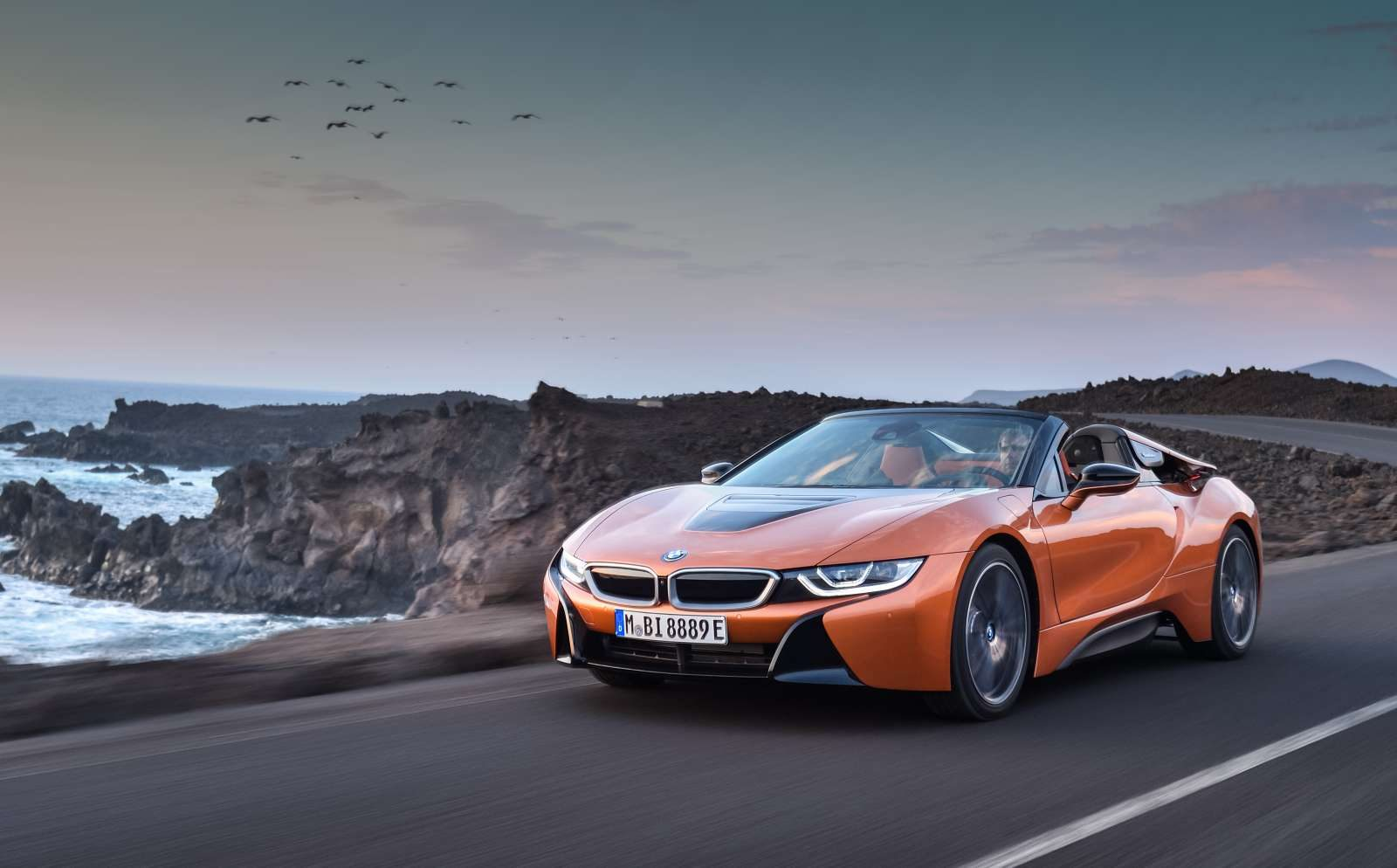 Bmw I8 Roadster Voor Levensgenieters