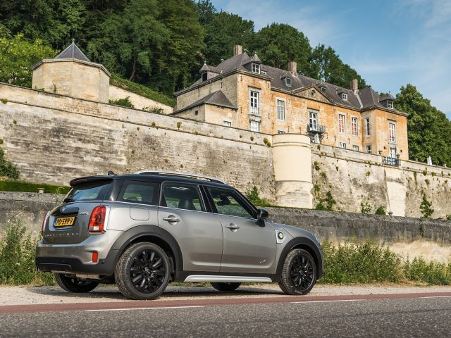 Mini Cooper S E Countryman All4 Autotest