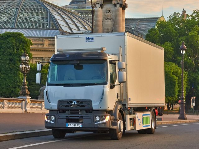 renault gaat elektrische trucks verkopen in 2019. Black Bedroom Furniture Sets. Home Design Ideas