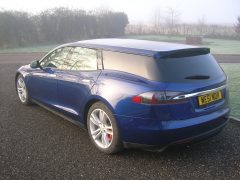 Tesla Model S Shooting Brake QWest