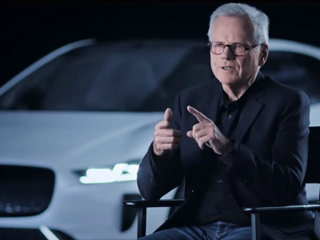 Dr. Wolfgang Ziebart, I-PACE Chef-Entwickler
