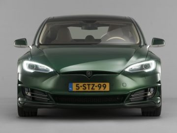 Tesla Model S Shooting Brake by RemetzCar.