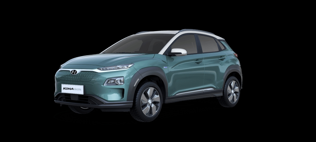 Hyundai Kona Electric - Ceramic Blue