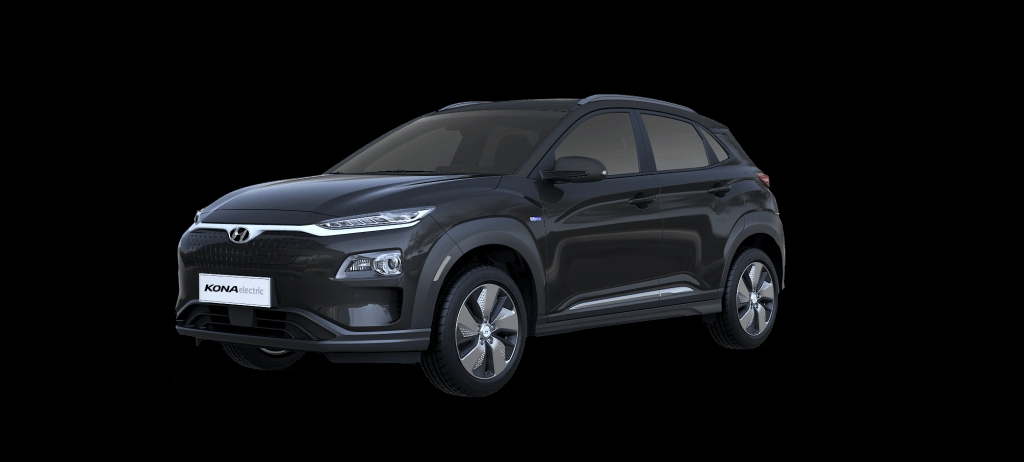 Hyundai Kona Electric - Dark Knight