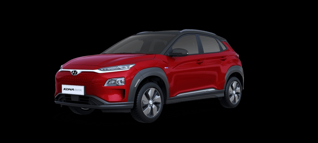 Hyundai Kona Electric - Pulse Red