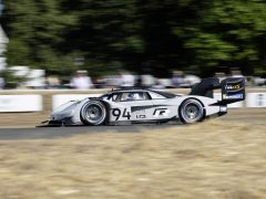 Volkswagen ID R Pikes Peak Goodwood 2018