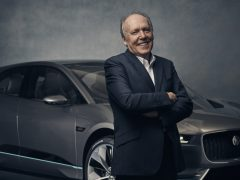 Ian Callum - Jaguar Design Director