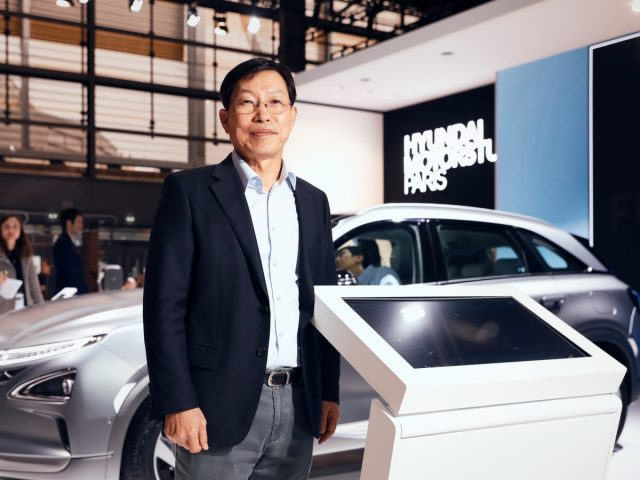 Ki-Sang Lee, Senior Vice President Hyundai Eco Technology Center