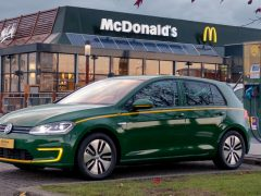 Volkswagen e-Golf McDrive Edition 1