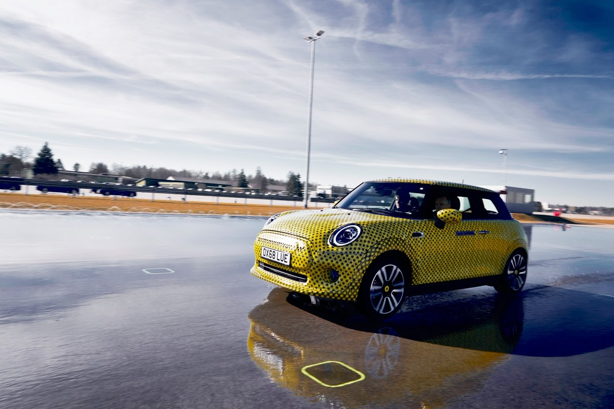 Mini Cooper S E Prototype