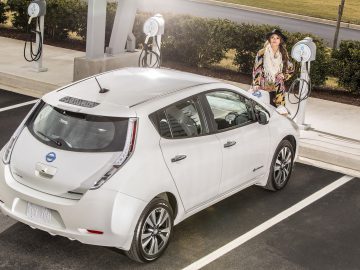Nissan LEAF was introduced in December 2010, as the world's first affordable, zero emission car for the mass market. With that formula, consumer adoption has taken off, making LEAF the world's best-selling, 100-percent electric vehicle. For 2015, Nissan LEAF continues to make it