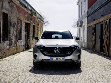 Limited edition: Mercedes-Benz EQC Edition 1886