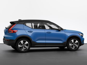 Volvo XC40 Recharge - Inscription Bursting Blue
