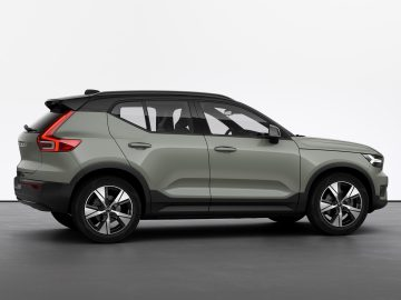 Volvo XC40 Recharge - Sage Green