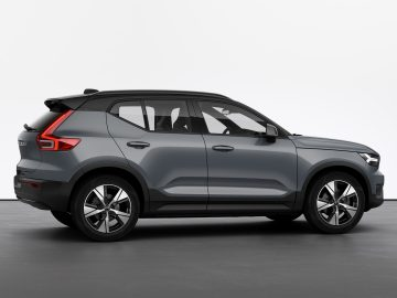 Volvo XC40 Recharge - Thunder Grey