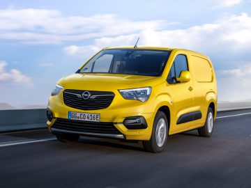 Opel Combo-e Cargo - under embargo until 2021-01-20  00:01 CET