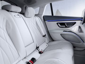Mercedes-EQ, EQS, Interieur // Mercedes-EQ, EQS, Interior